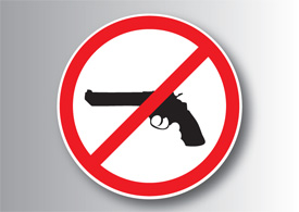 no gun sign free vector illustration thumb