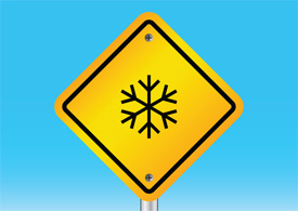 snow warning sign free vector illustration thumb