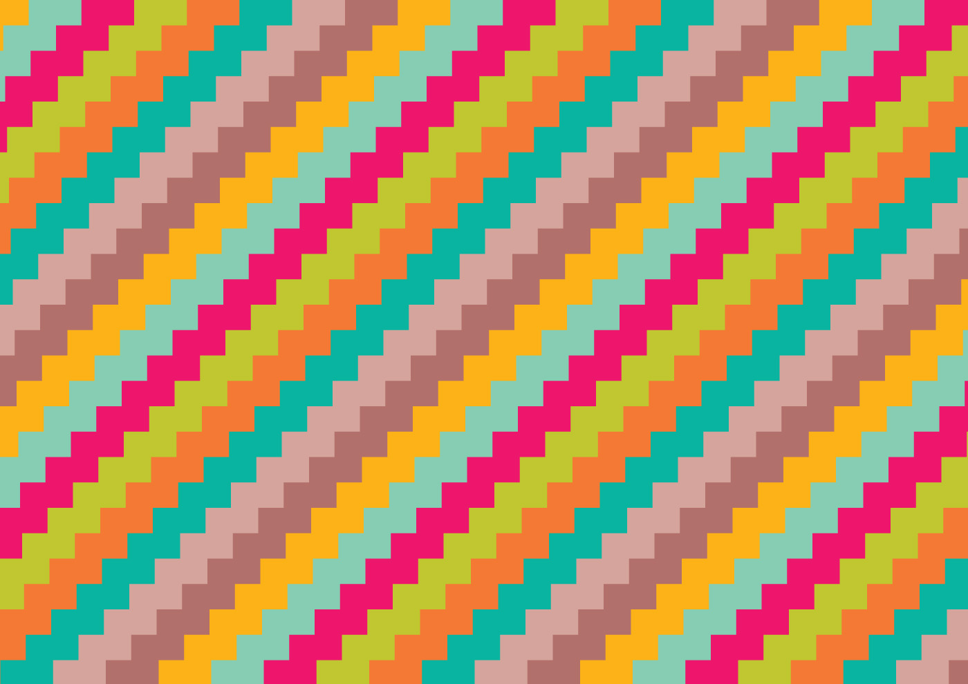 colorful zigzag wallpaper -#main