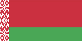 Free vector flag of Belarus