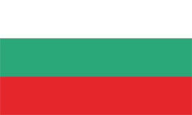 Free vector flag of Bulgaria