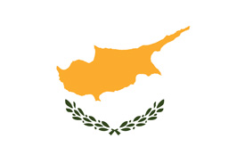Free vector flag of Cyprus
