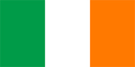 Free vector flag of Ireland
