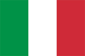 Free vector flag of Italy