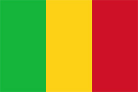 Free vector flag of Mali
