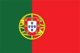 Free vector flag of Portugal