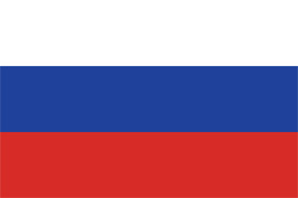 Free vector flag of Russia