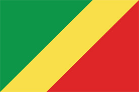 Free vector flag of The Republic Of The Congo