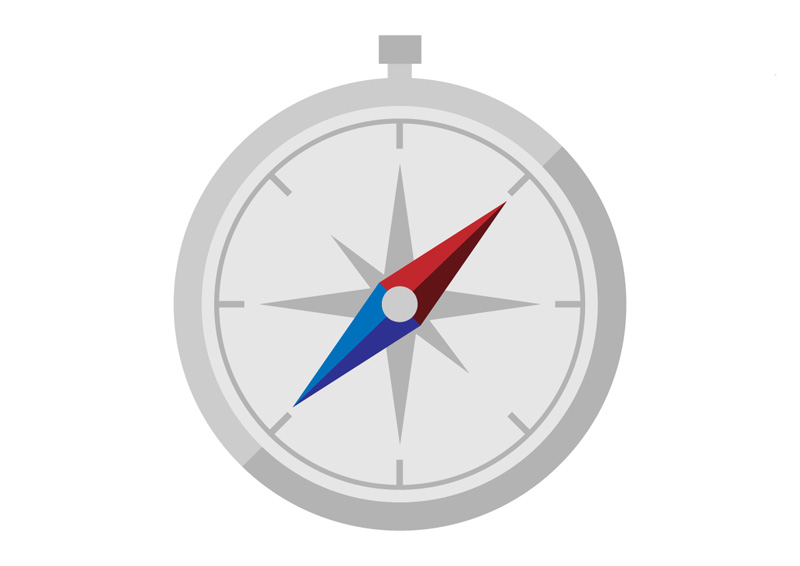 Archive: flat-compass-icon.zip