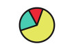 Outline Pie Chart Icon
