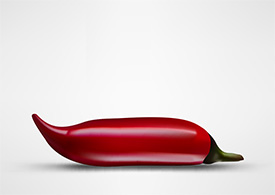 Chili Pepper Vector Illustration