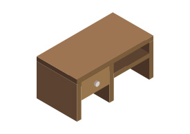 Isometric Table