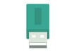 USB Flash Drive Flat Vector Icon