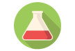 Test Tube Free Flat Vector Icon