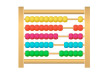 Toy Abacus Counter Free Vector