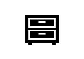 Drawer Cabinet Icon