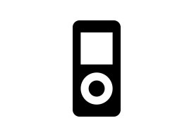 iPod Free Vector Icon