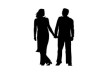 happy-couple-holding-hands-silhouette-thumb
