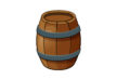 cartoon-style-wooden-barrel-vector-thumb