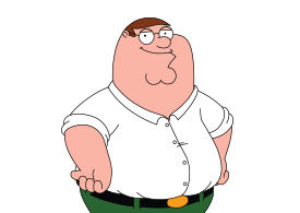Family Guy Peter Griffin Vector