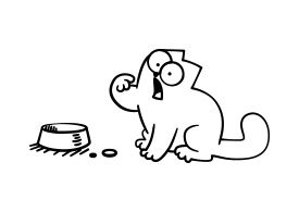Simon's Cat Vector