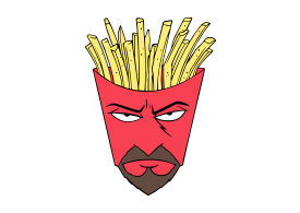 Frylock Aqua Teen Hunger Force Free Vector
