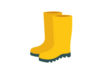 yellow-rubber-boots-vector-illustration-thumb