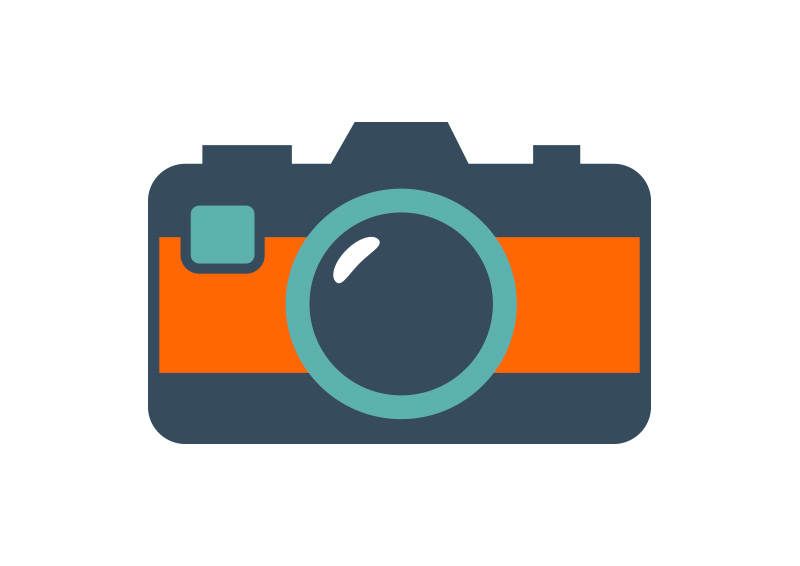 flat camera icon distressed background vector free download grunge background vector free
