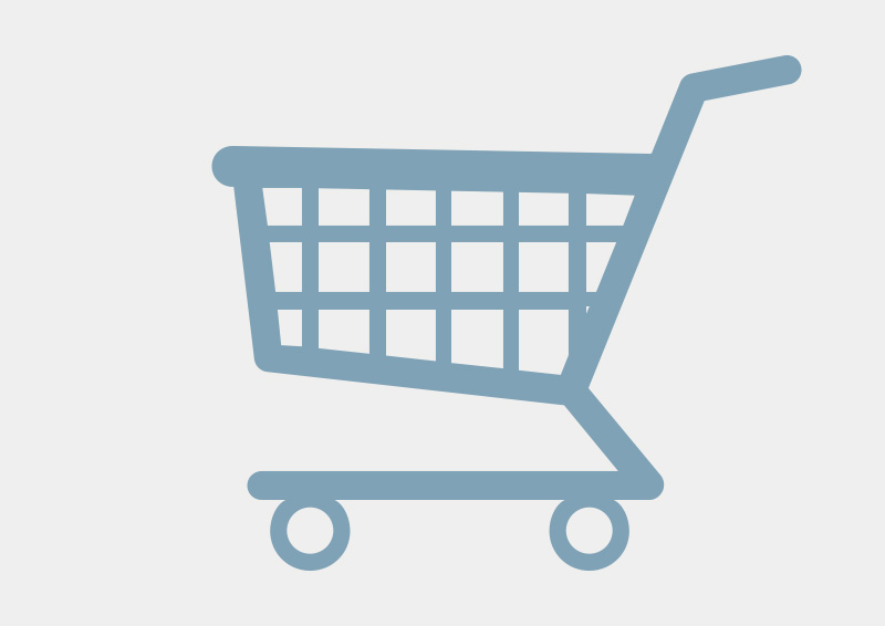 Shopping Cart Free Vector Flat Icon