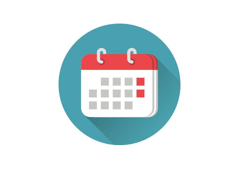 Calendar Design Zip : Flat calendar icon superawesomevectors
