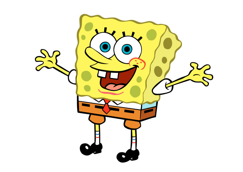 SpongeBob SquarePants Free Vector