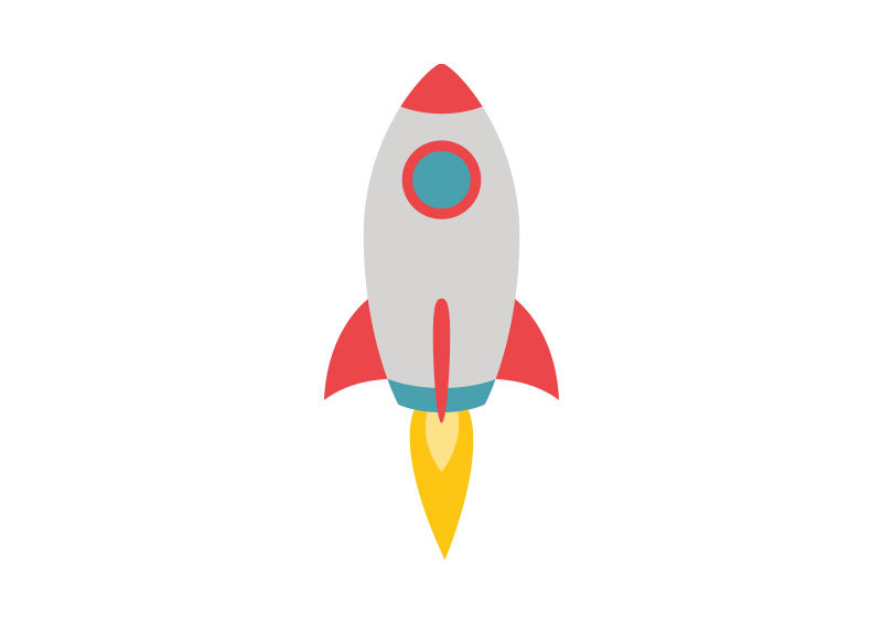 rocket ship flat vector icon superawesomevectors ship victoria wwi ship victoria wwi