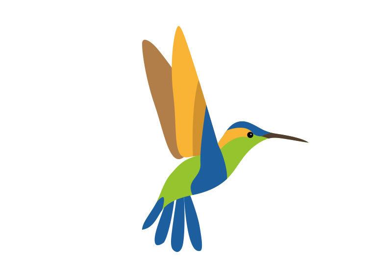 hummingbird vector superawesomevectors